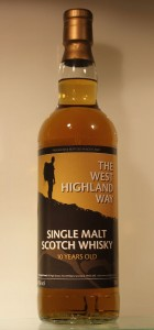 West Hgihland Way whisky