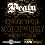 Peaty Malt Whisky