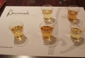 Whisky tasting samples