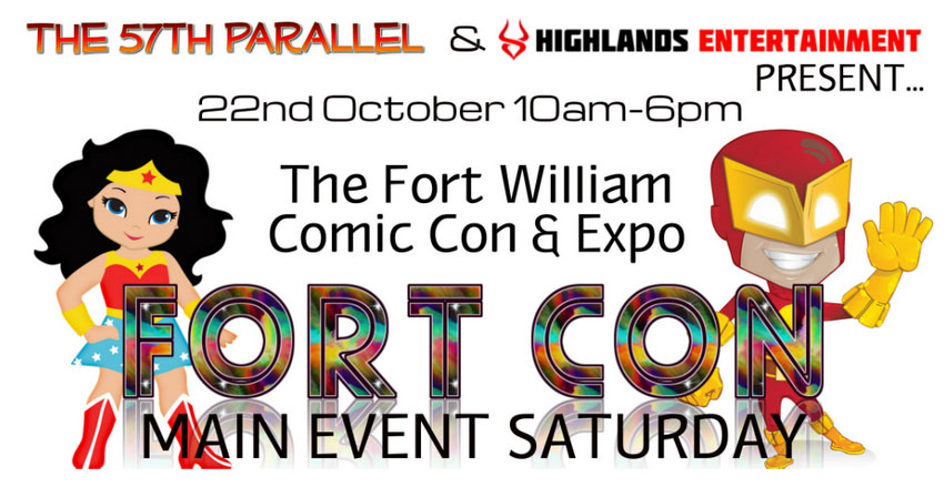 Fort Con Fort William